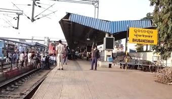 Train services affected in Odisha due to 6-hour bandh