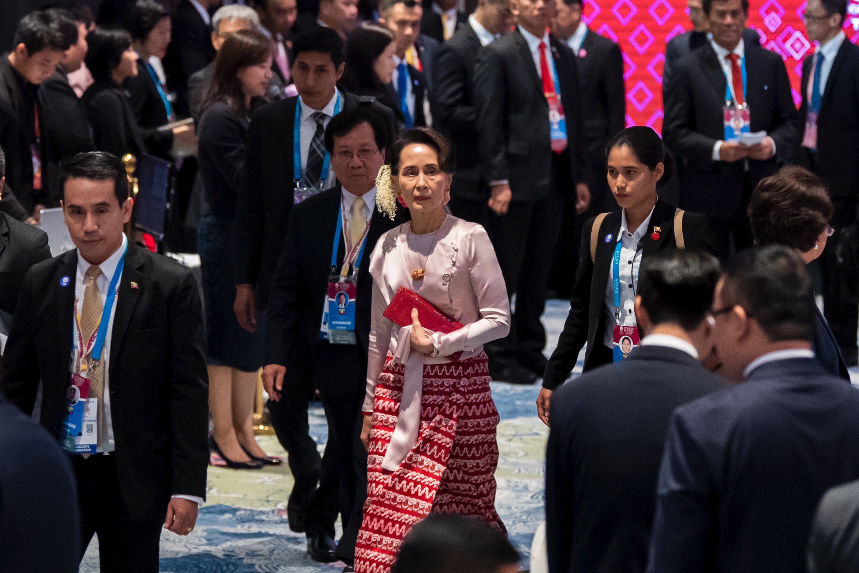 New corruption charges levelled against Suu Kyi