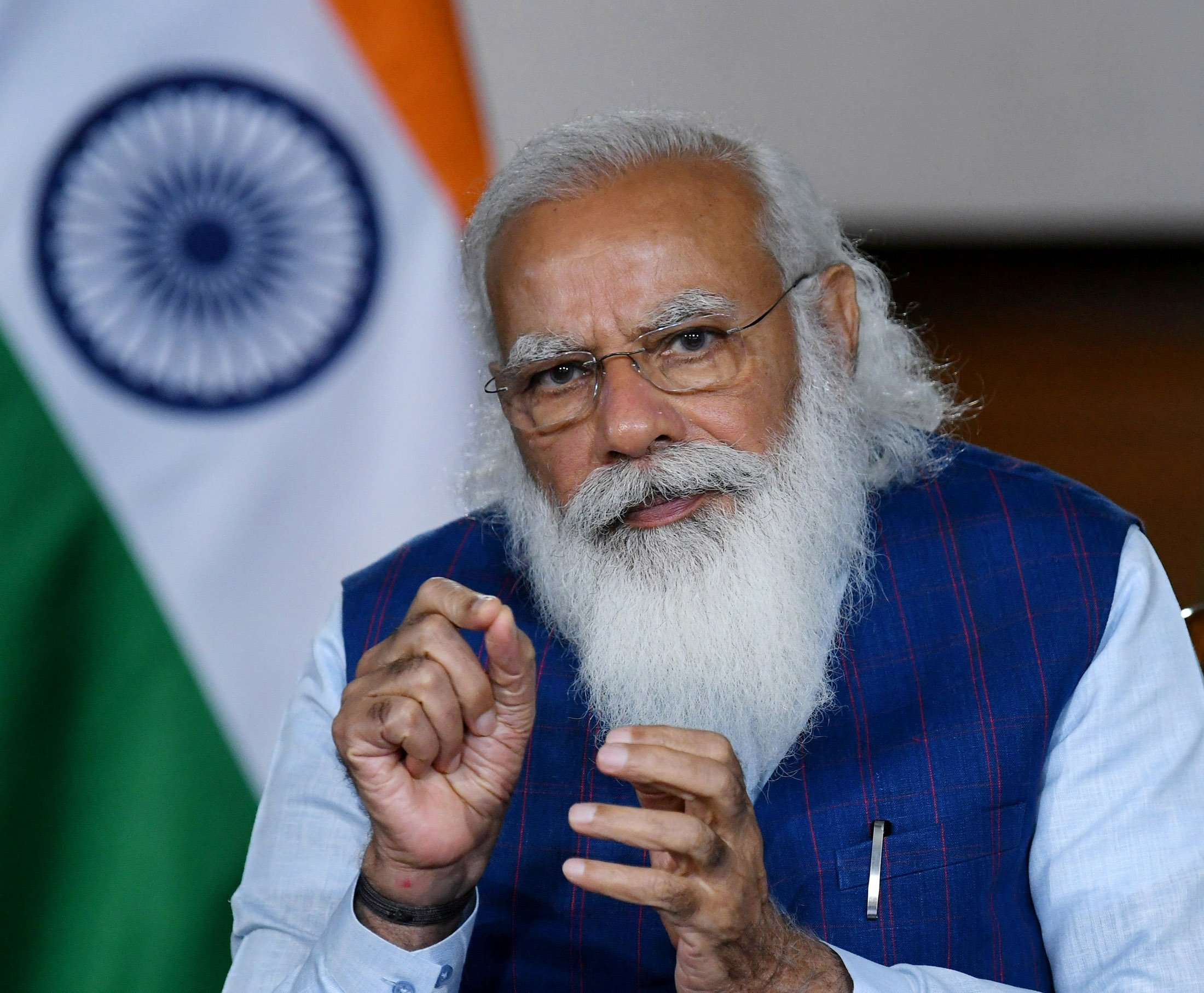 Covid resurgence: PM reviews status of oxygen availability