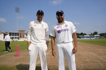 Warm-up: Rohit Sharma-led Indians win toss, elect to bat
