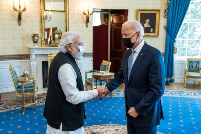 Cousin Biden? President reminiscences about possible Indian relative