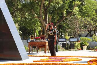 Lt Gen Dimri takes over Army Central Command chief