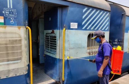 5 specials trains originating from ECoR jurisdiction cancelled