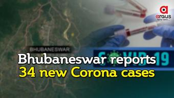 Bhubaneswar reports 34 new Covid-19 cases, tally mounts to 31179