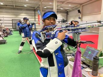 Indian shooting team looking forward to first training session in Tokyo