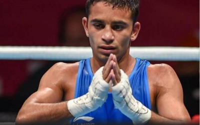 Olympics: Boxer Amit Panghal crashes out of Tokyo Olympics