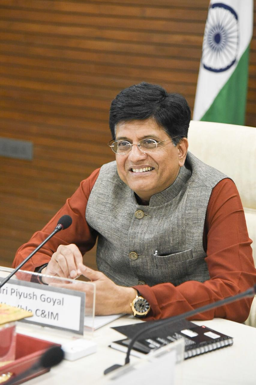 Goyal reviews DFC project, asks officials to track progress daily