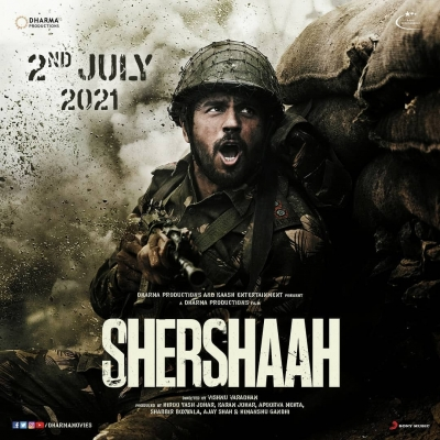Sidharth Malhotra-starrer 'Shershaah' to release digitally on August 12