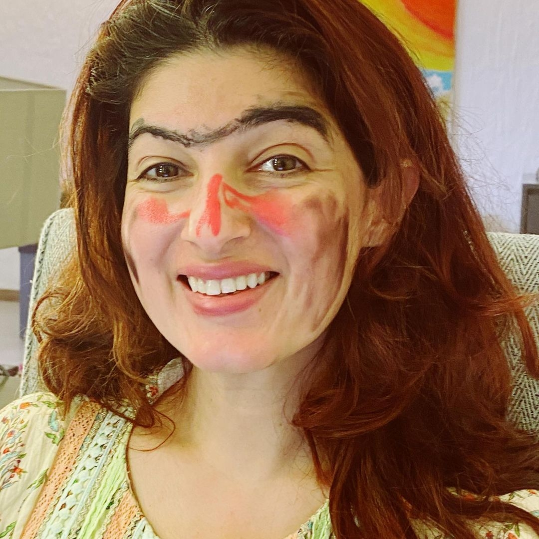 Twinkle Khanna gets 'punishment' makeover from daughter