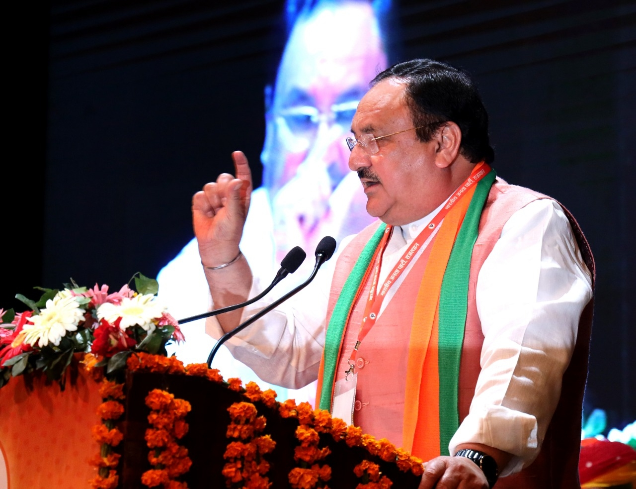 Its ideological crisis for CPI-M and Congress: Nadda