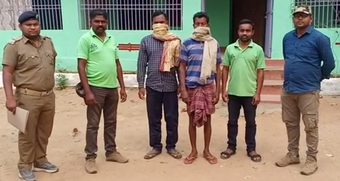 2 held in Boudh for smuggling timber, jungle cat meat
