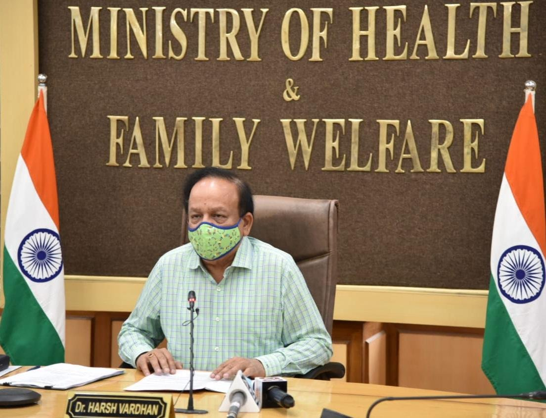 Centre will give 50% vaccines free: Harsh Vardhan clarifies
