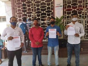 Cuttack ABVP offers to serve people during Covid pandemic