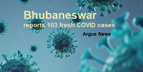 Bhubaneswar reports 103 new Covid-19 cases; Active cases stand at 611