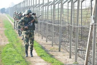 BSF tightens security along IB after spike in infiltration attempts from PoK