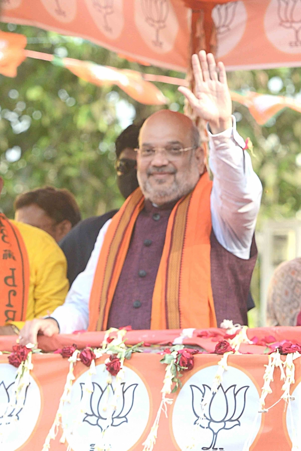 BJP to form govt in Bengal, retain power in Assam: Shah