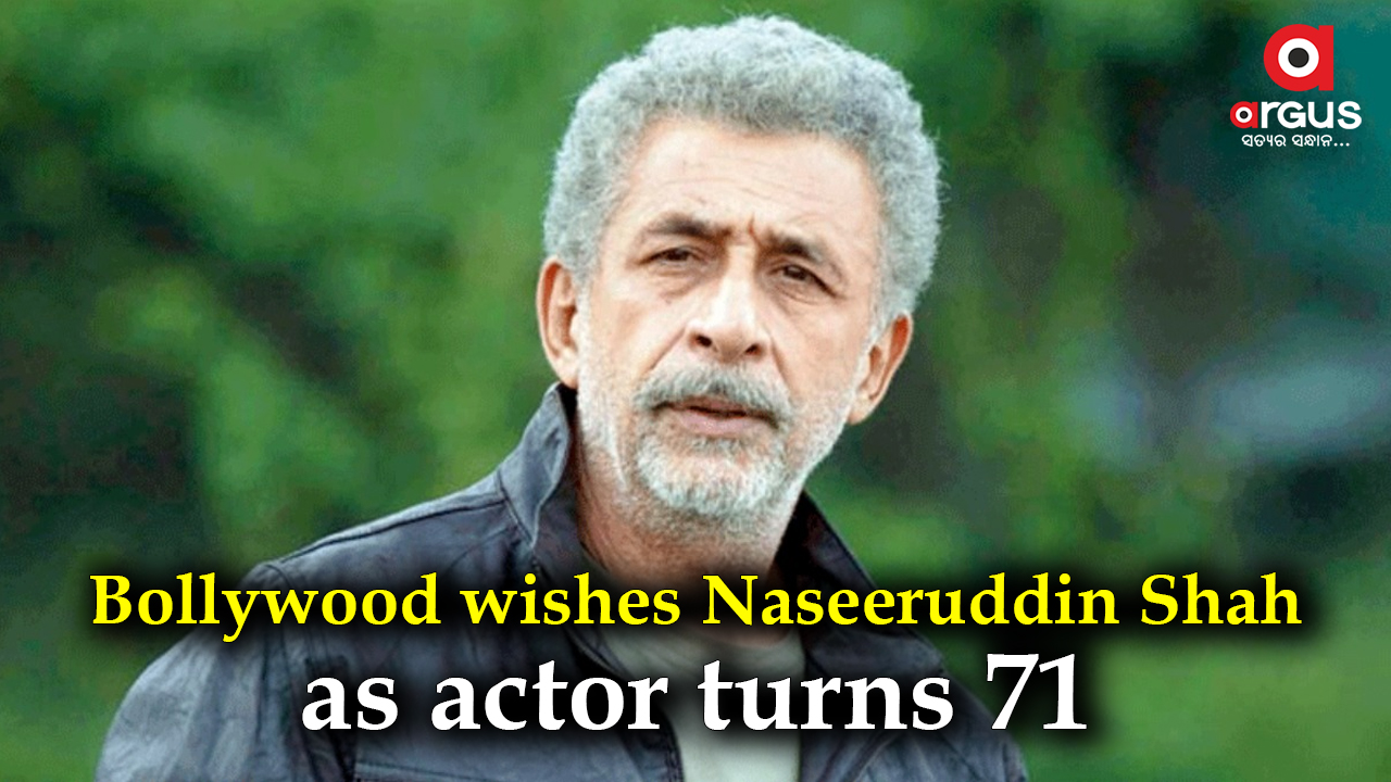 Bollywood wishes Naseeruddin Shah as actor turns 71