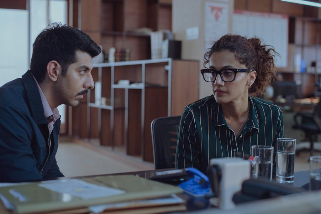 Taapsee Pannu re-unites with Pavail Gulati