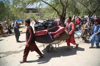 500,000 Afghans may leave in next 4 months: UNHCR