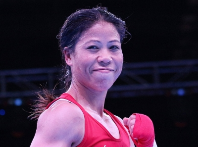 Olympics boxing: MC Mary Kom wins, advances to next round in women's 51kg