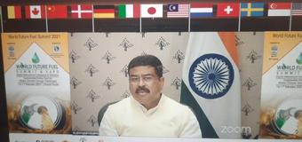 India is creating a global model of energy justice: Dharmendra Pradhan