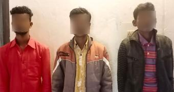 3 held for looting couple in Jajpur