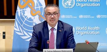 Time has come for global pandemic treaty: WHO Chief