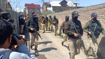 BJP leader's security guard killed in Srinagar attack