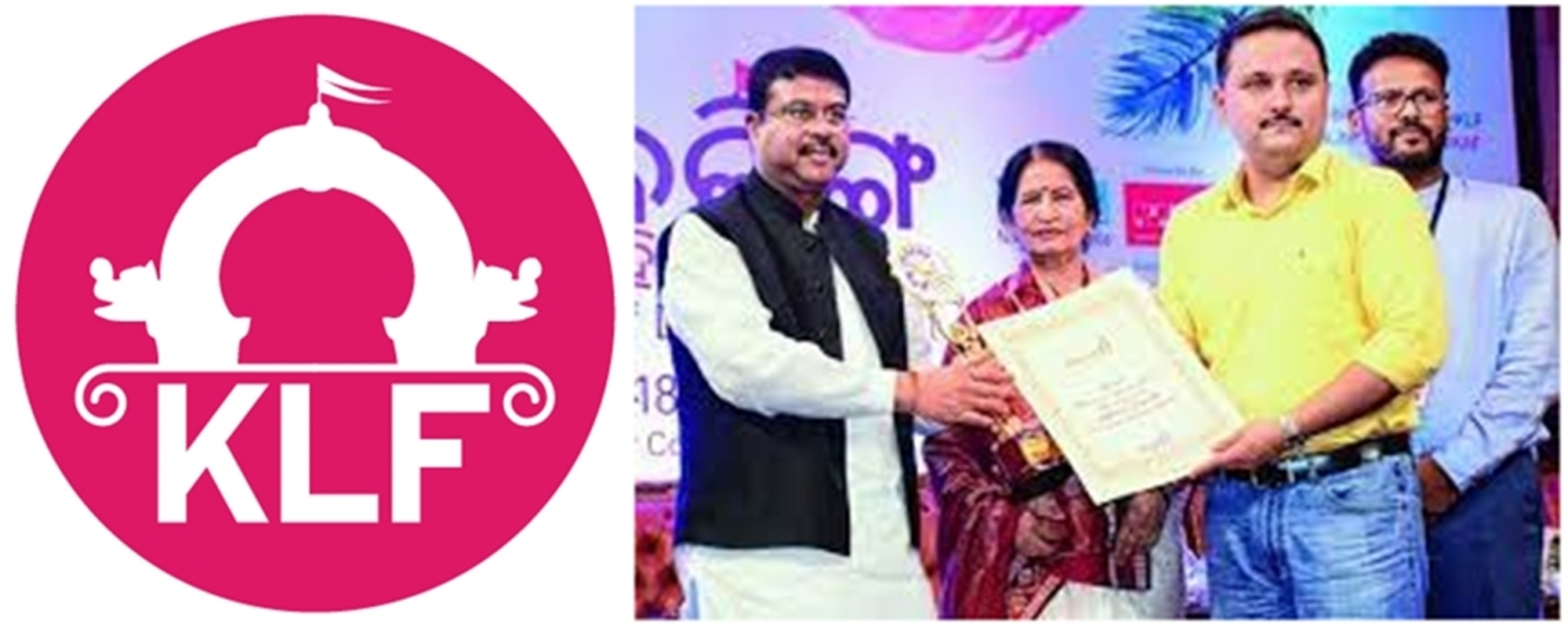 Kalinga Literary Festival institutes annual book awards
