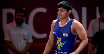 Wrestler Sonam Malik bows out after opening-round loss