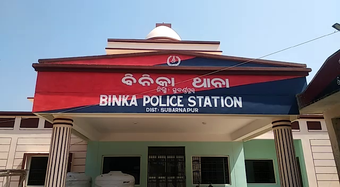 Contractor attempts self-immolation in Binka police station