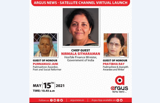 Argus News promises to redefine television journalism in Odisha