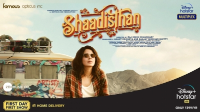 Kirti Kulhari: 'Shaadisthan' motivated me to learn more about music
