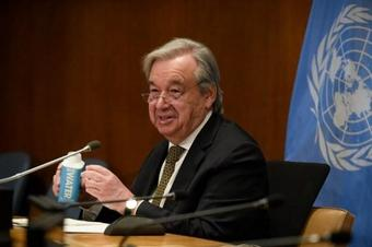 UN chief calls for bold measures to tackle debt crisis