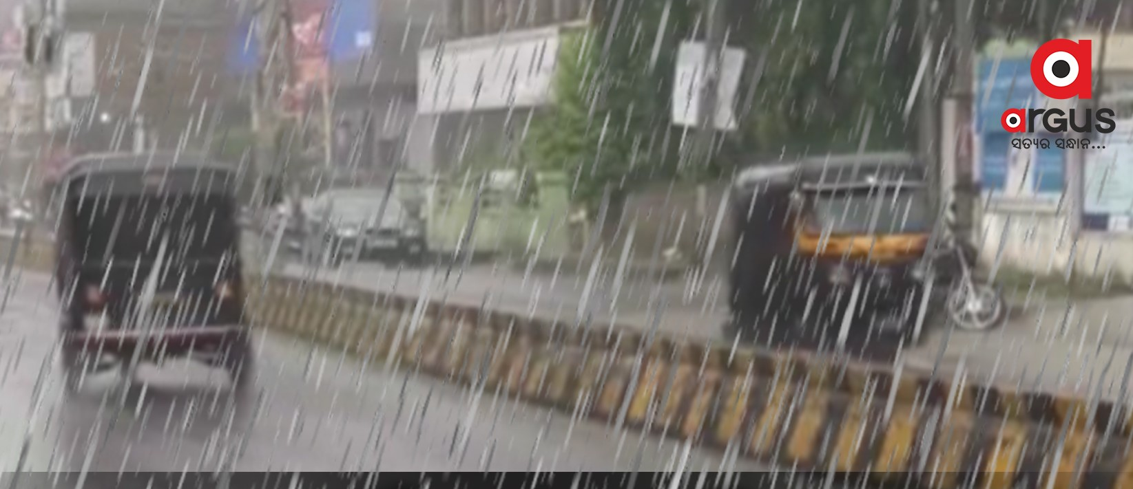 Rain continues in Odisha; orange warning issued to 7 districts