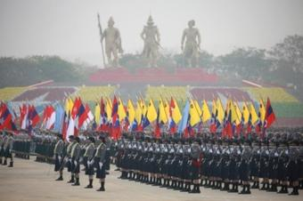 Myanmar to hold talks with ASEAN officials
