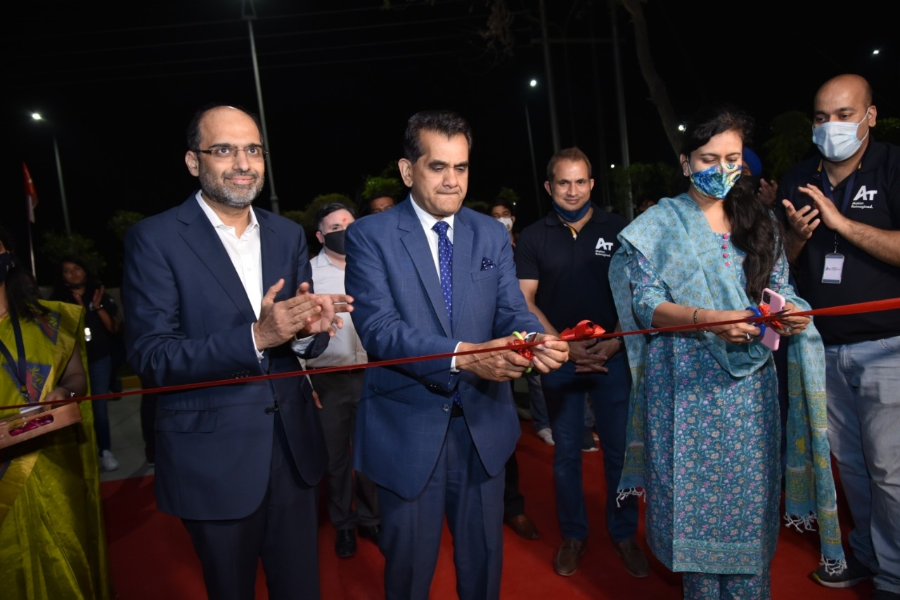 Addverb inaugurates Rs 75 cr robot-making facility in Noida