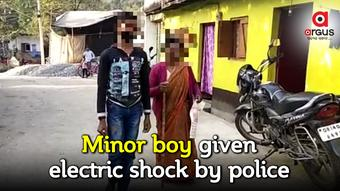 Minor boy given electric shock by police over mobile theft in Rourkela