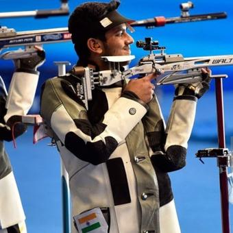 Olympics: Aishwary & Sanjeev fail to reach 50m rifle 3 positions final