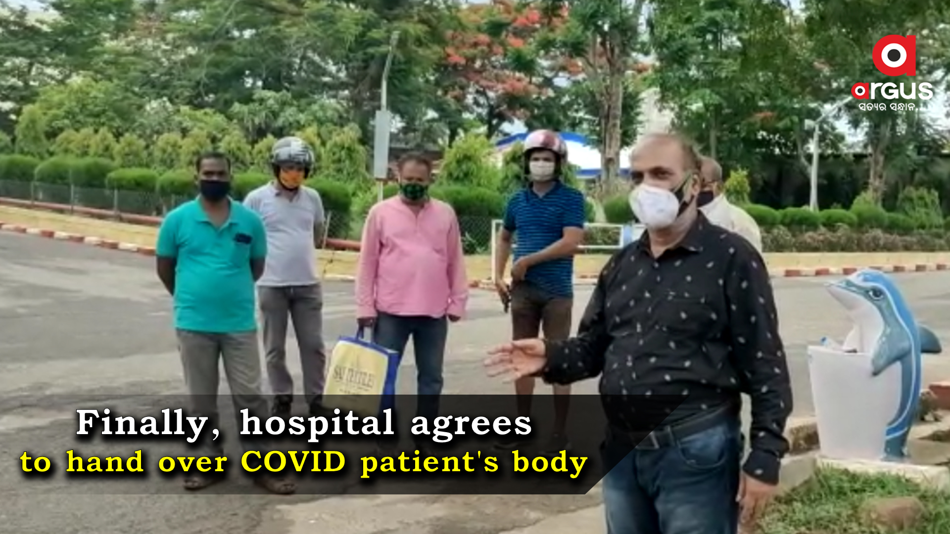 Argus News impact: Hospital agrees to hand over COVID patient's body