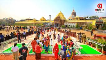 Puri Jagannath Temple to remain closed for 4 hours for 'Banakalagi' rituals today
