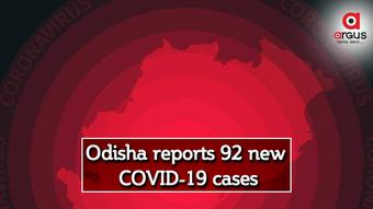 Odisha reports 92 new COVID-19 cases; Active cases stand at 787
