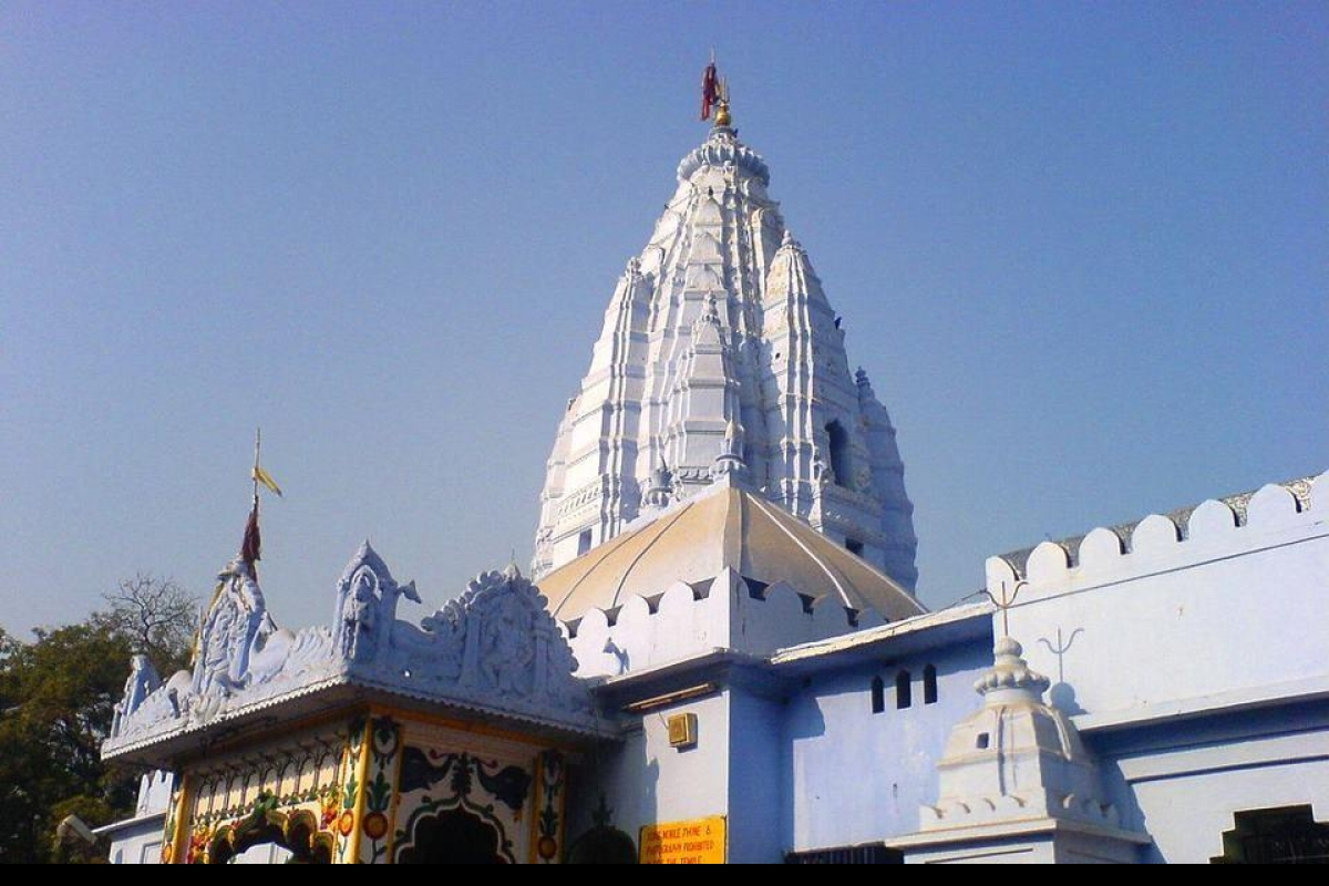 CM announces Rs 200-cr SAMALEI project for Maa Samaleswari Temple