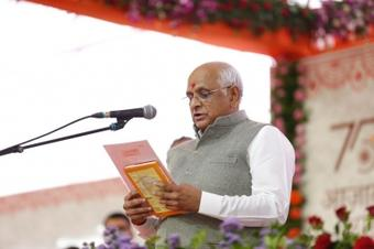 Gujarat: Swearing-in of new Cabinet at 1.30 pm on Thursday