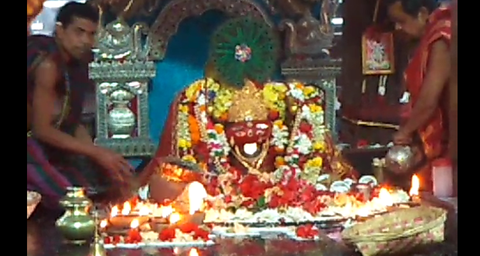 Chaiti Parba begins at Maa Tarini temple in Keonjhar amid Covid-19 restrictions