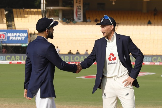 2nd Test: India win toss, opt to bat in Chennai