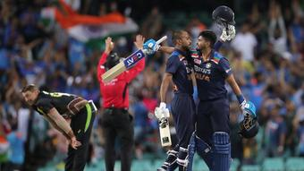 India fined for slow over-rate in third T20I against Australia