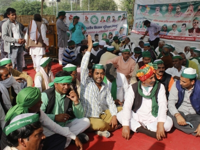 Farmers unanimously reject Centre's proposal, protest to continue