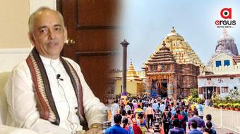 Puri king welcomes Centre's decision on withdrawal of heritage by-laws for Jagannath temple