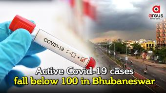 Active Covid-19 cases fall below 100 in Bhubaneswar